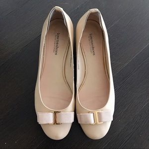 Town Shoes Flats